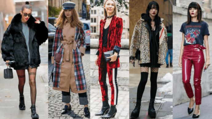 Edit Seven Stylebook Punk Trend Spring 2018