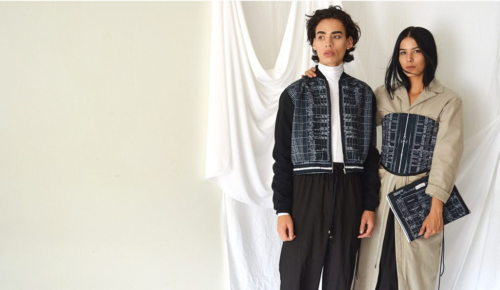 Evan Ducharme - Indigenous Fashion Week Toronto