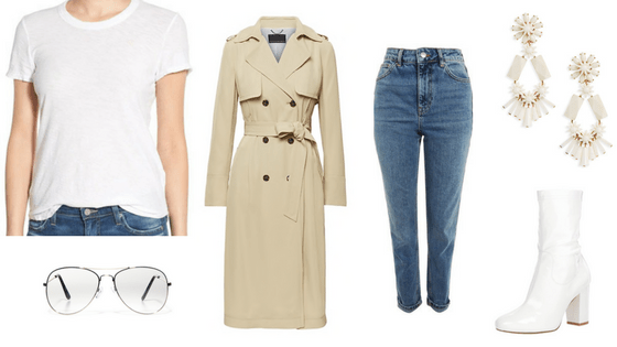 stylebook how to wear a white t shirt edit seven