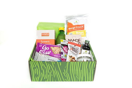 first look organics box
