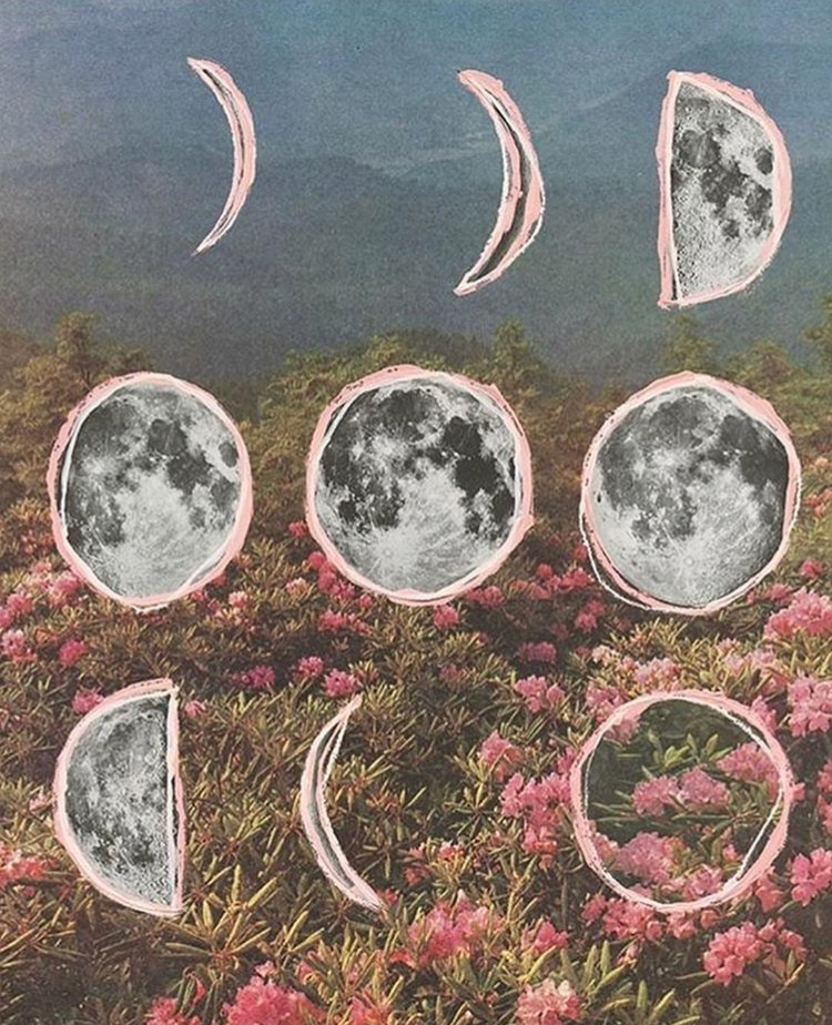 moon phases june 2018 edit seven