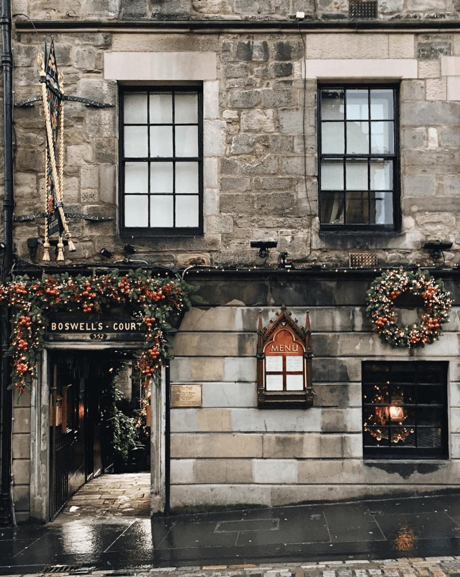 the witchery edinburgh scotland where to go edit seven