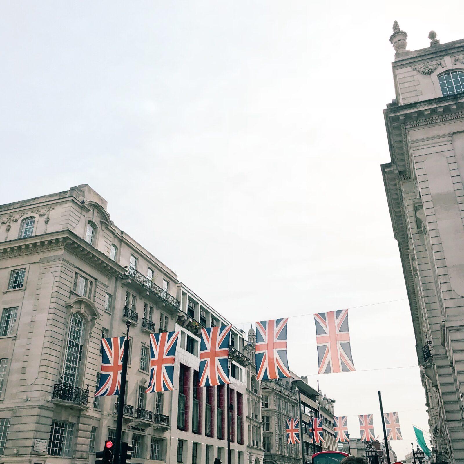 regent street union jack flags edit seven london city guide 2018