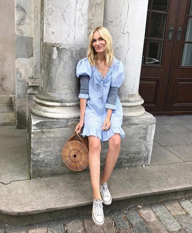 marie hindkaer straw bag edit seven 2018 stylebook