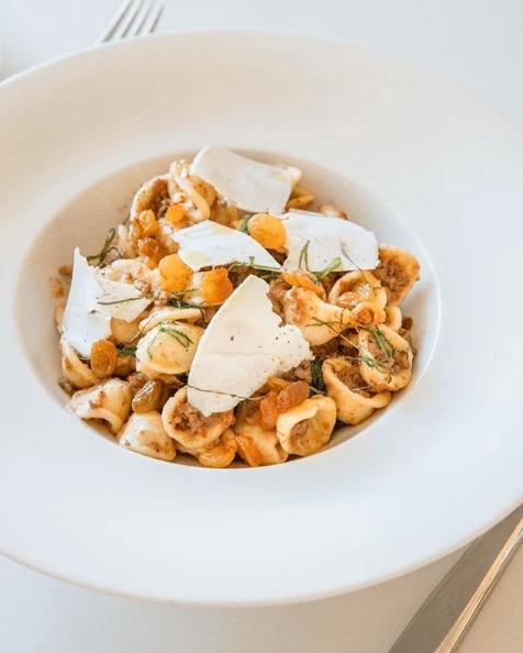 Sofia Restaurant Toronto - Chef Christine Mast