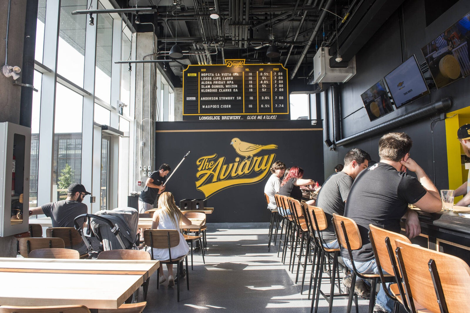 the aviary brewpub toronto edit seven