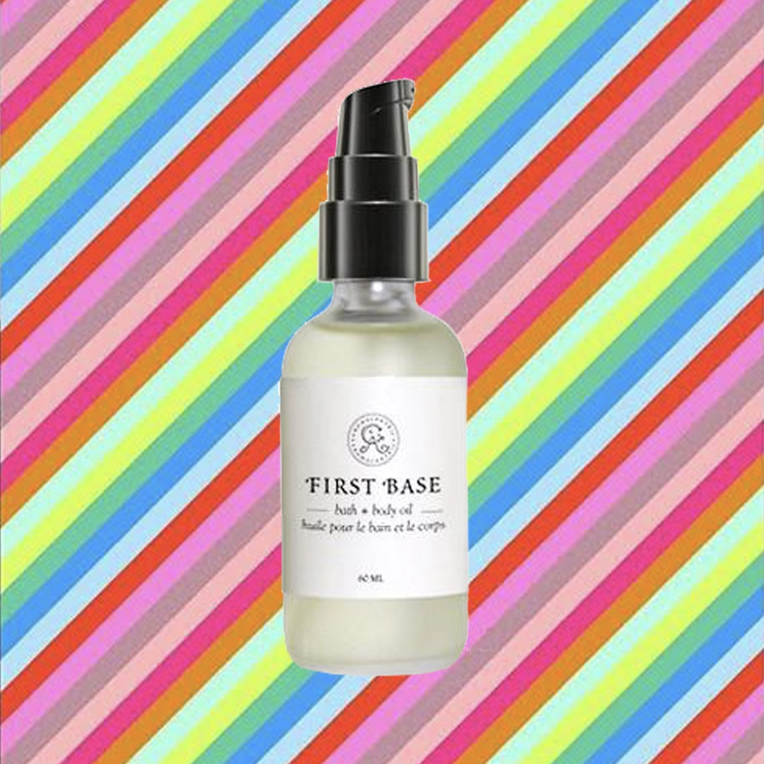 Aromacentric First Base Body & Bath Oil