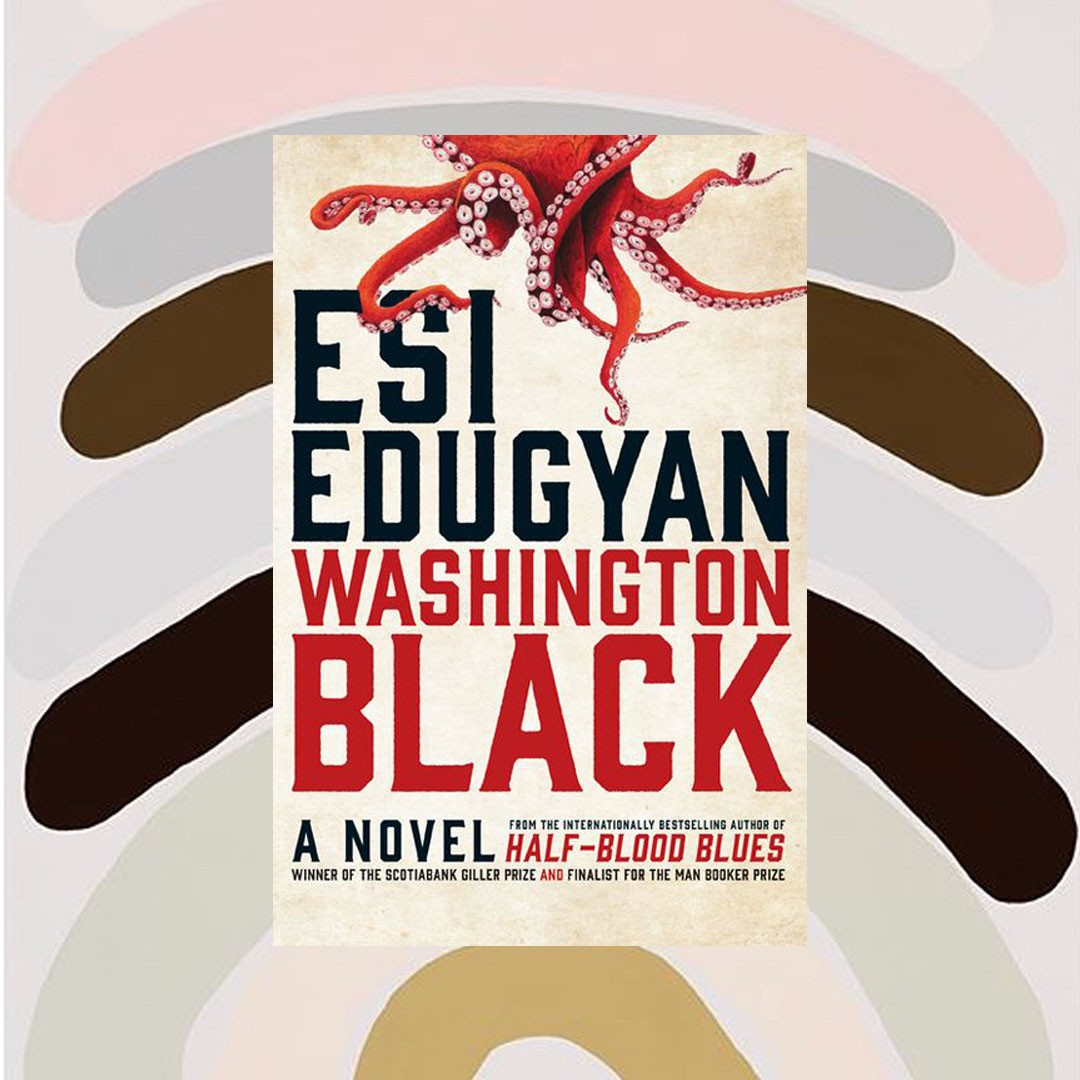 EsiEdugyan Washington Black Giller Prize 2018