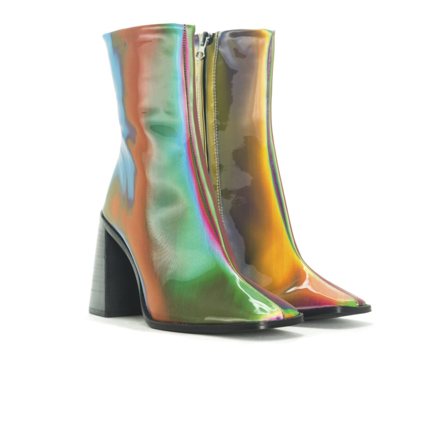 L'intervalle Belmar Holographic Boots