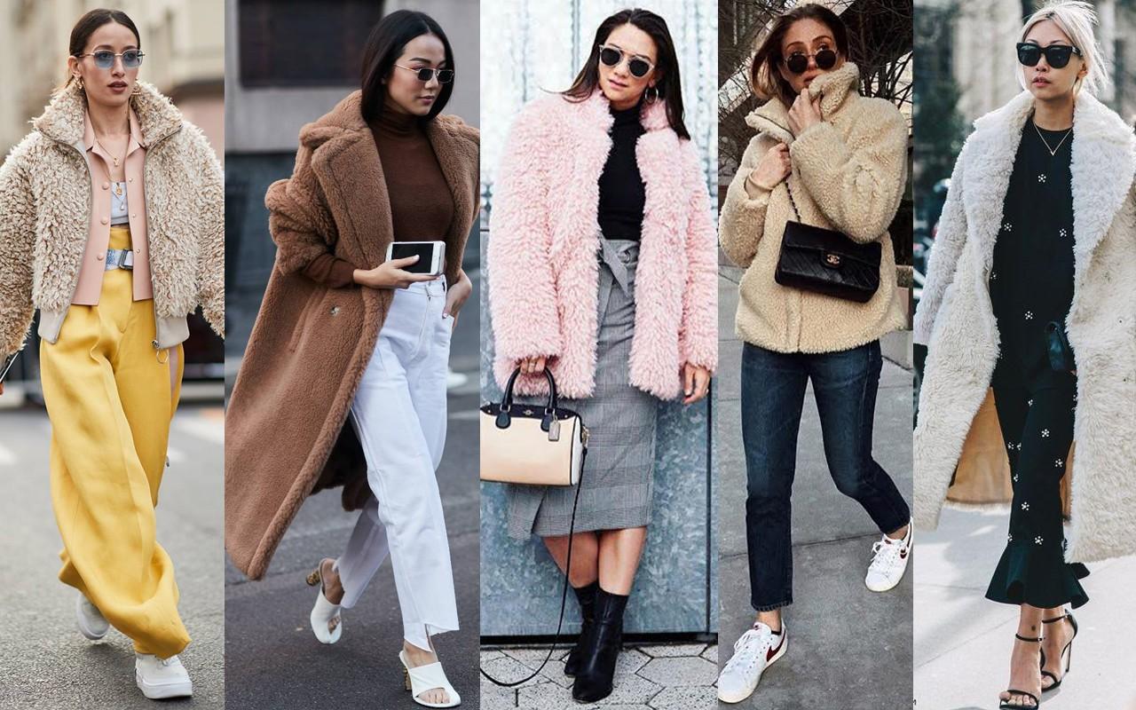 teddy bear coat toronto stylebook edit seven 2018