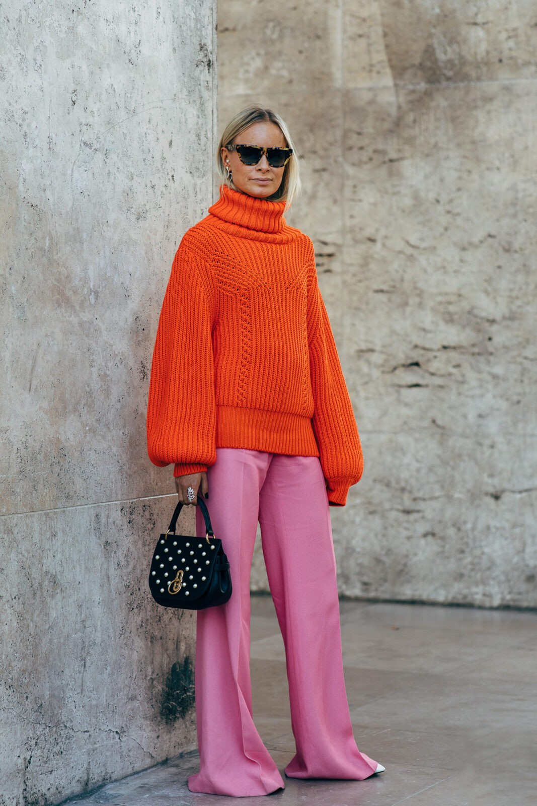 Thora Valdimarsdottir turtleneck stylebook edit seven