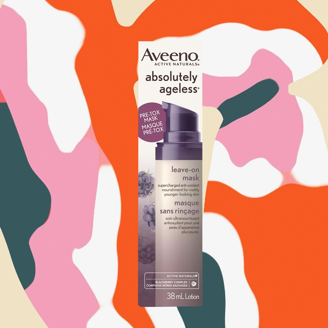 aveeno ageless leave on mask edit seven leave on masks
