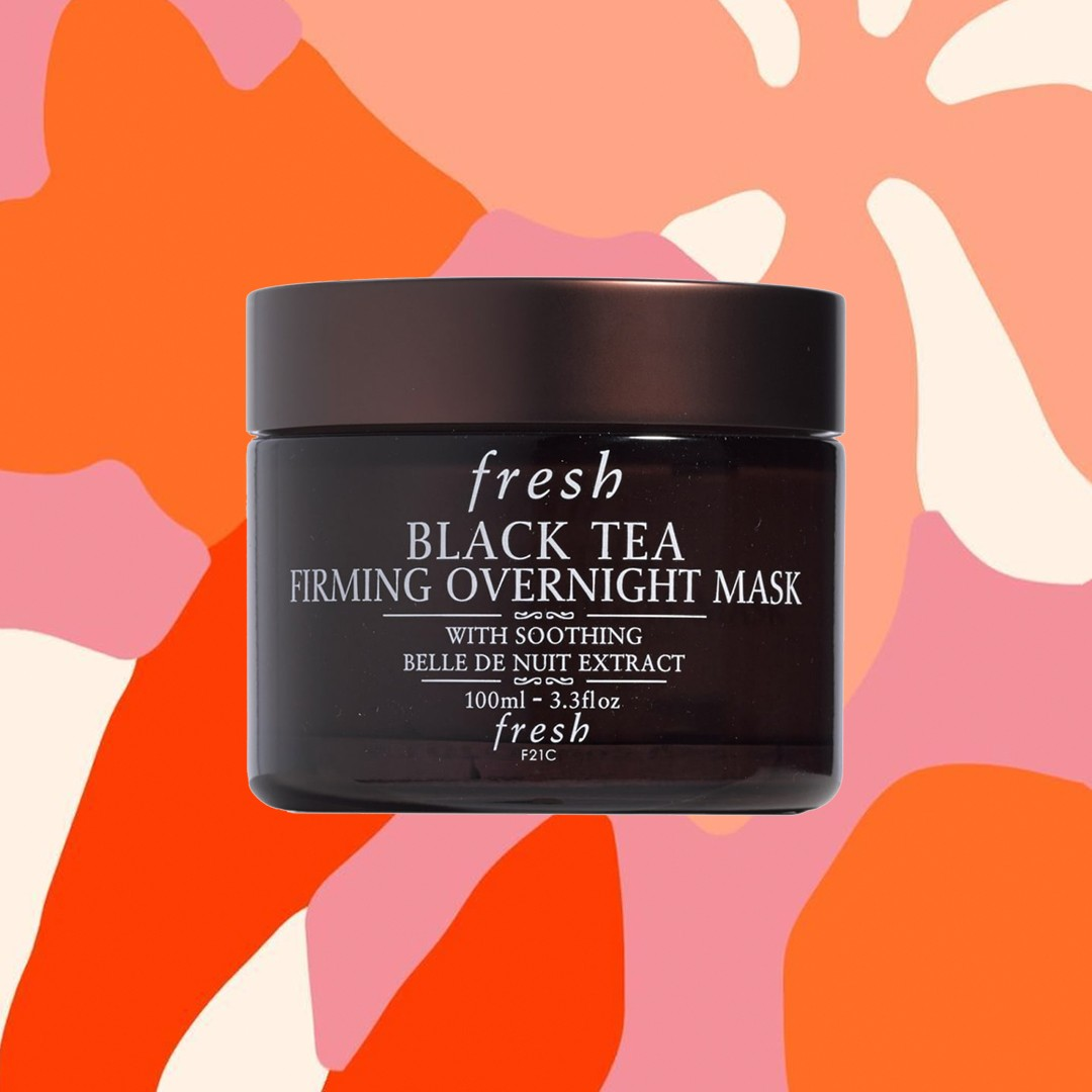 fresh beauty black tea firming mask edit seven