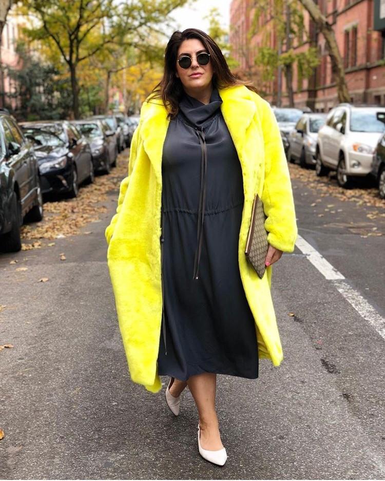 Katie Sturino edit seven faux fur stylebook 2018