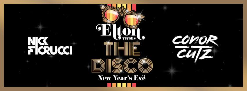 elton john vs the disco nye toronto