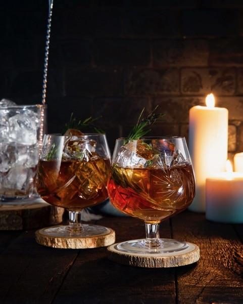 BACARDI Fireplace Old Fashioned recipe