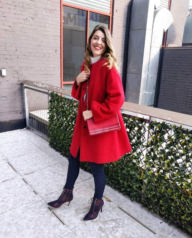 alexis honce edit seven holiday red stylebook