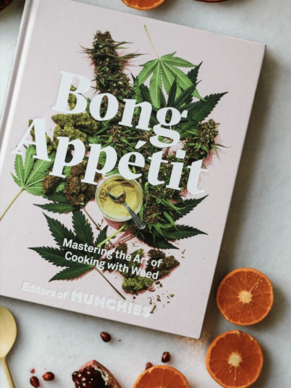 bong appetit cookbook edit seven cannabis gift guide