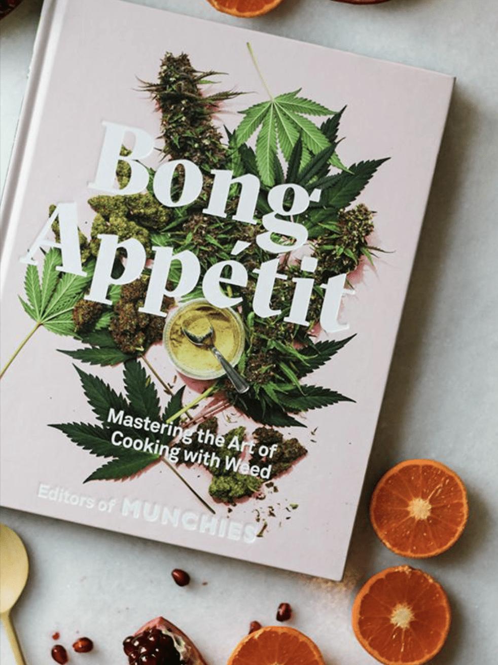 bong appetit cookbook edit seven cannabis gift guide