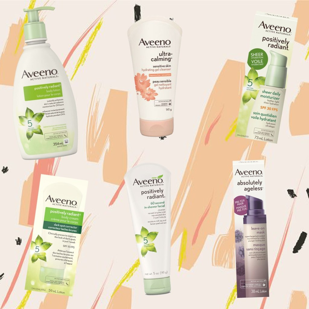 edit seven aveeno at home spa giveaway