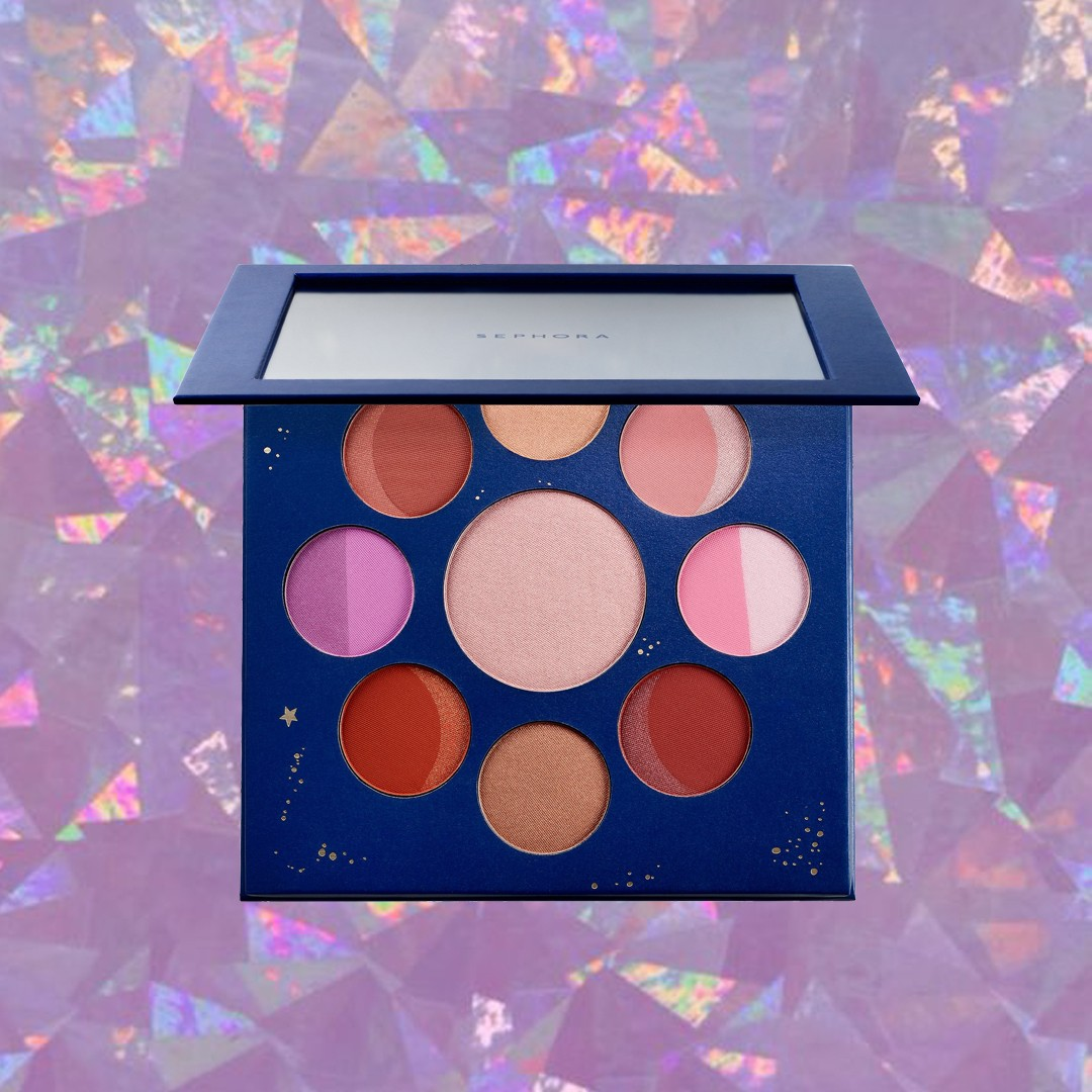 Sephora Moon Phases Palette Collection edit seven moon beauty