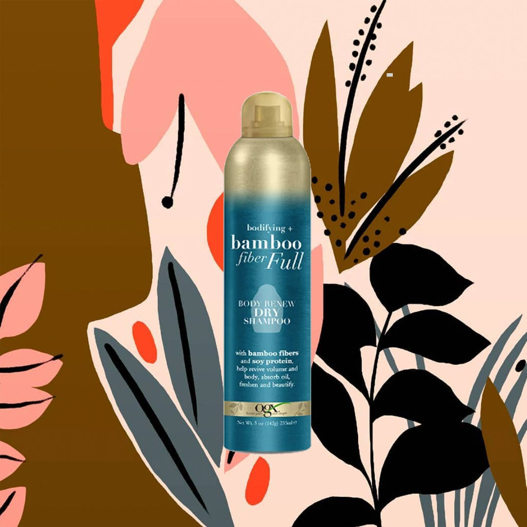 ogx bamboo dry shampoo how to hide your hangover edit seven beauty