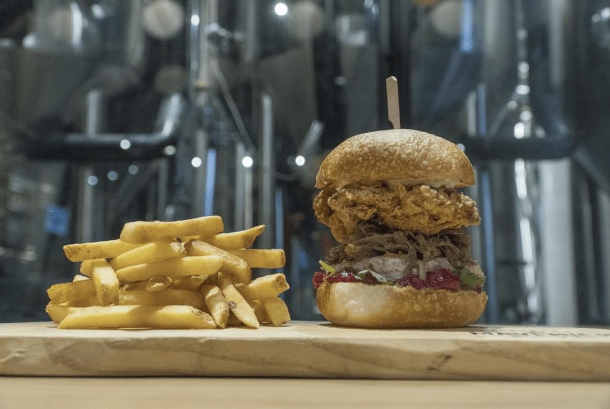 northern maverick brewing toronto winterlicious 2019 menu edit seven