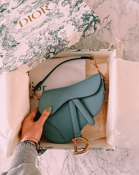 it bags spring 2019 - Dior Saddle Bag - Edit Seven