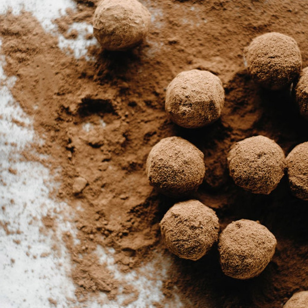 collagen chocolate truffles recipe 1