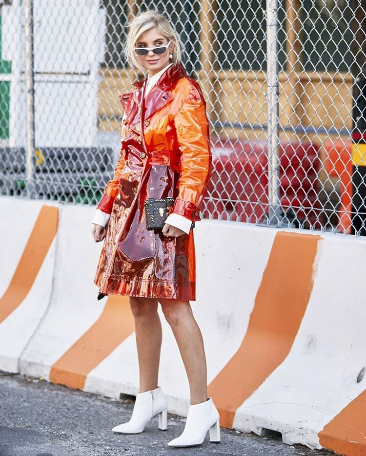 stylebook raincoats editseven