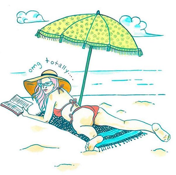 Jules Monson illustration toronto
