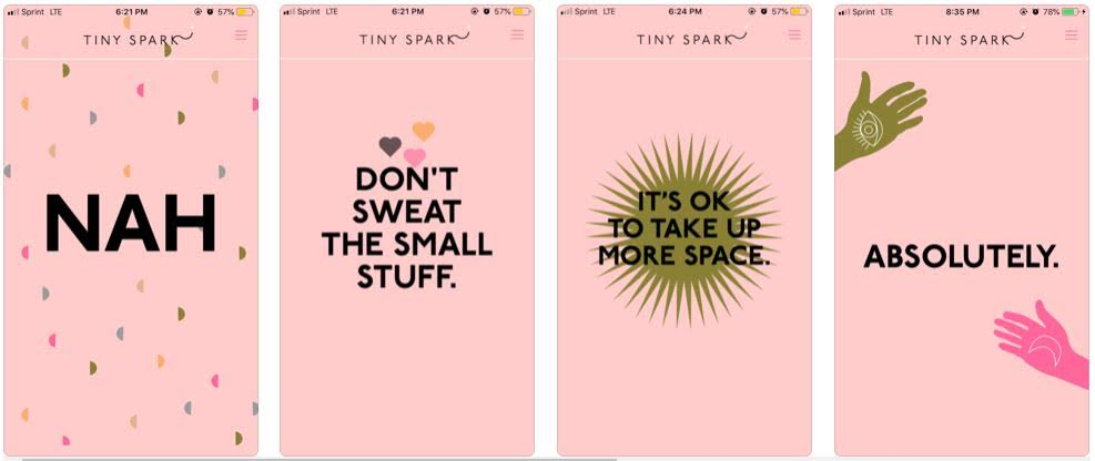 Tiny Spark by Jessica Lanyadoo editors picks editseven