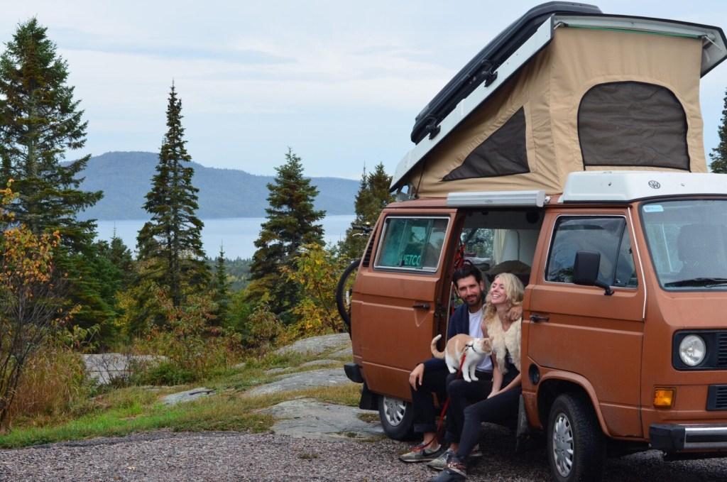 digital nomad van life