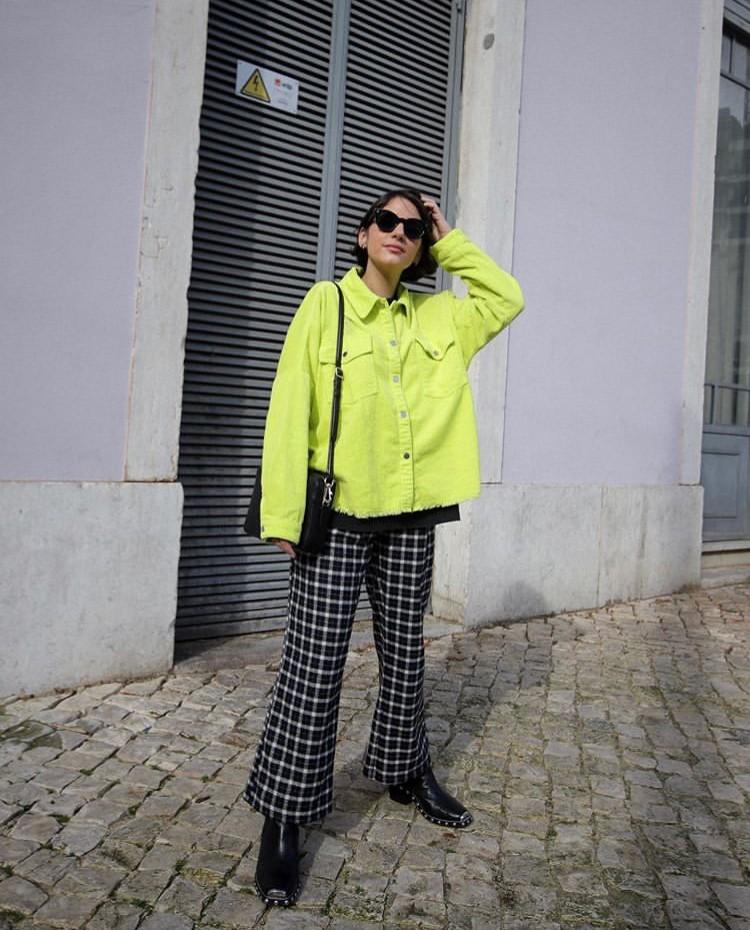 mafalda nunes neon green stylebook editseven