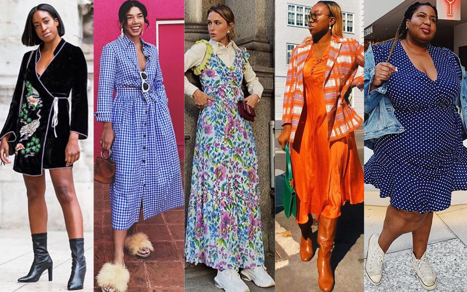 spring dresses editseven stylebook