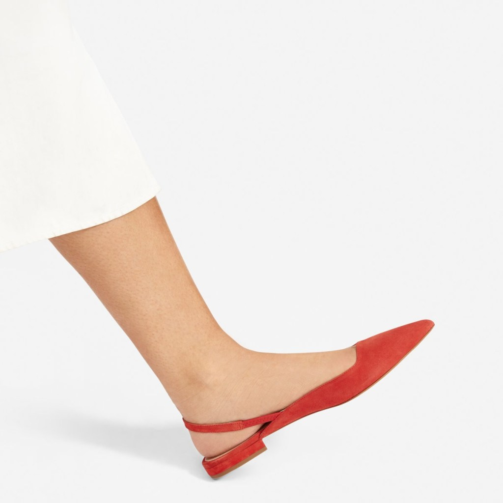 Everlane editor slingbacks