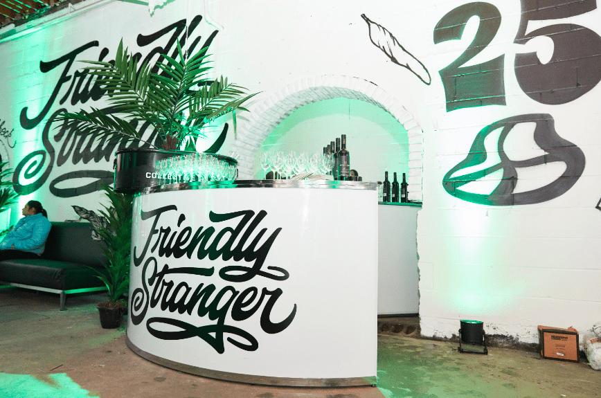 The Friendly Stranger - Toronto - 25 Year Anniversary
