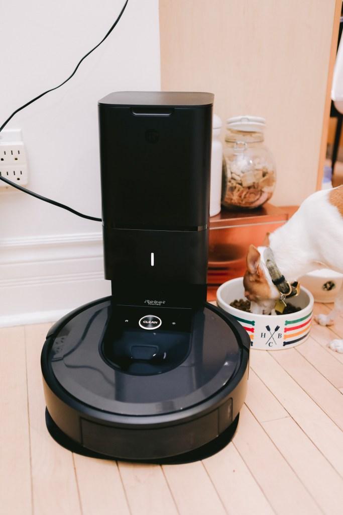 iRobot Roomba i7+ review