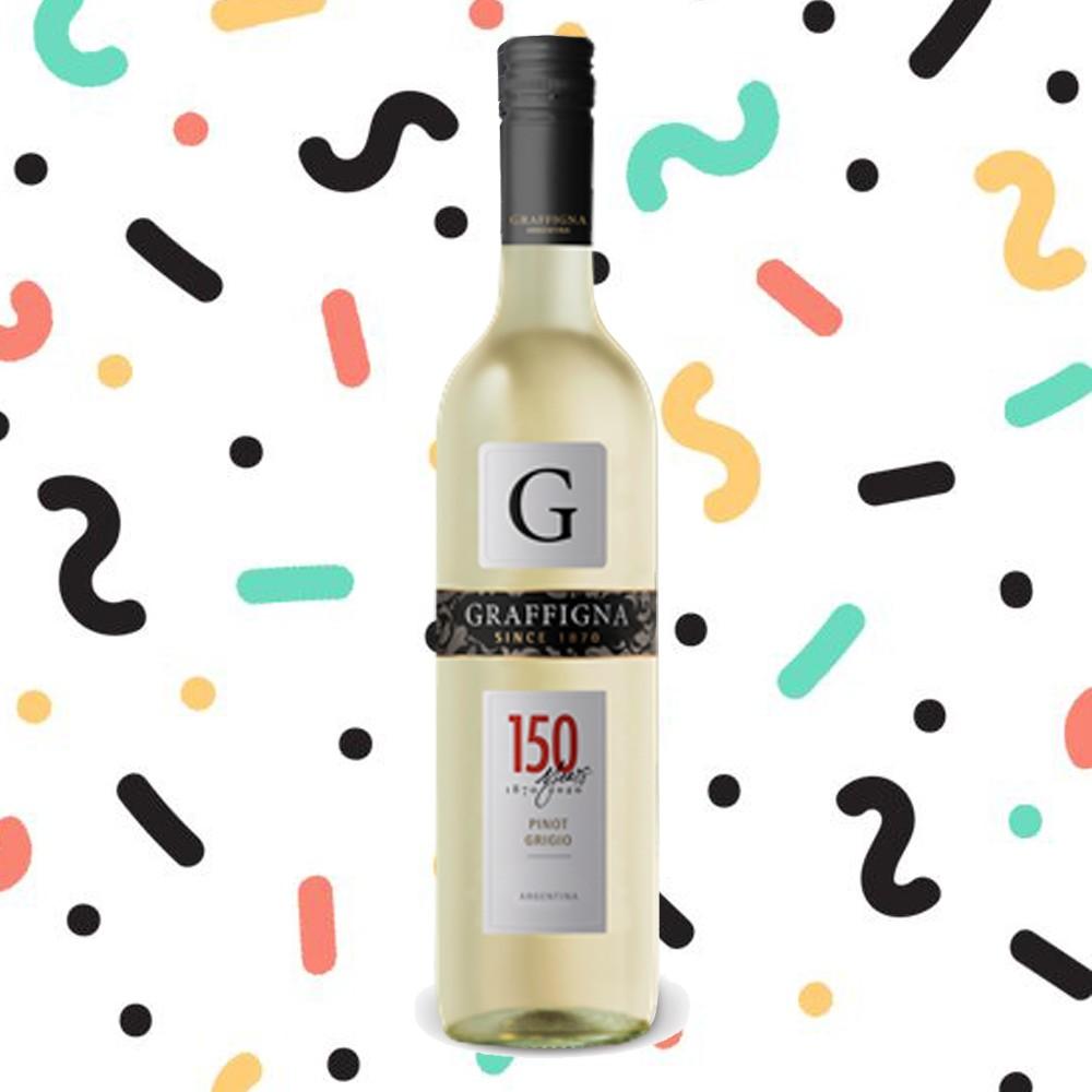 Argentina Wines - Graffigna Pinot Grigio