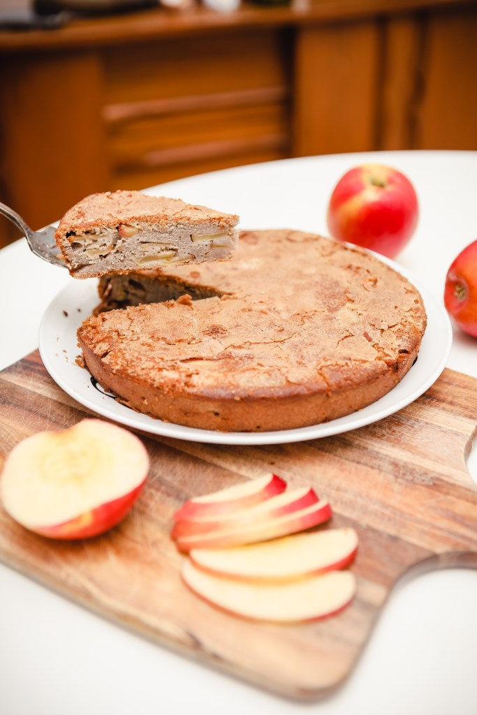 Italian Yogurt Cake Recipe - Jazz Apples Canada - Gracie Carroll