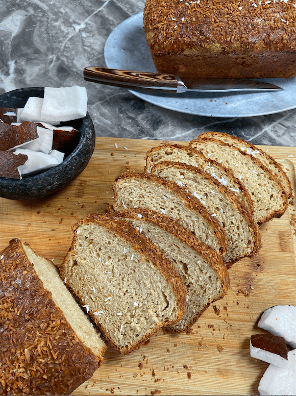 Coconut Bread Recipe 1