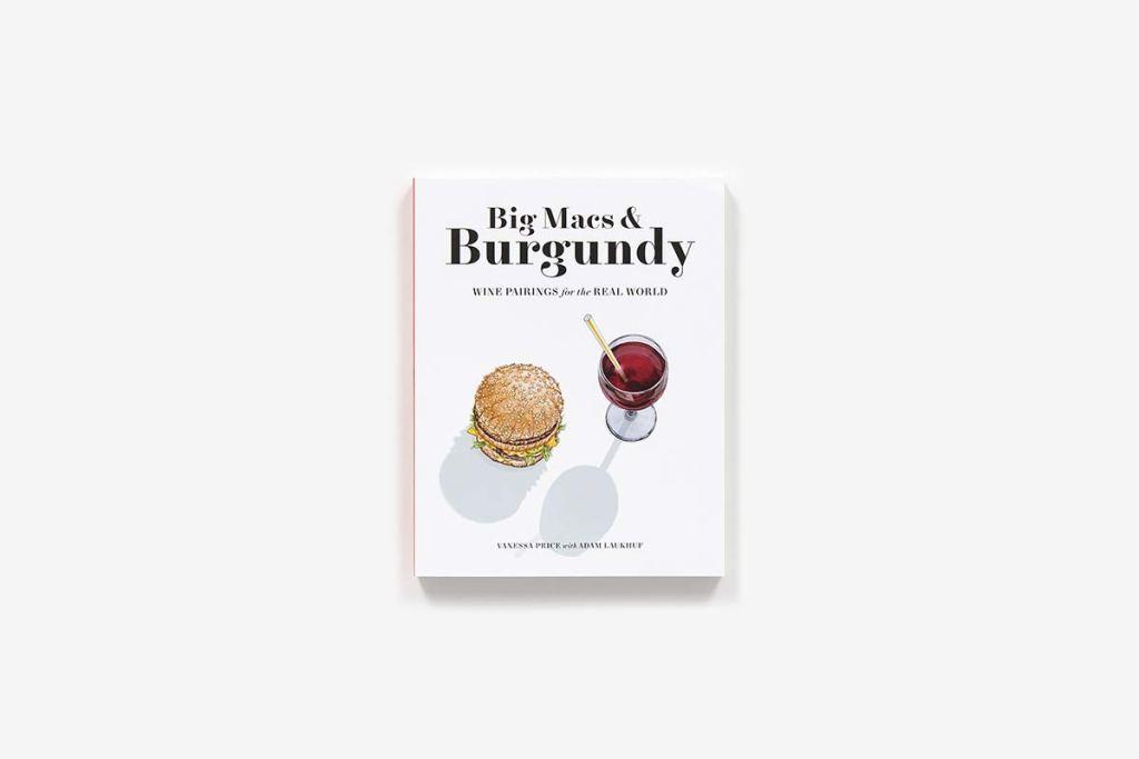 Big Macs & Burgundy book