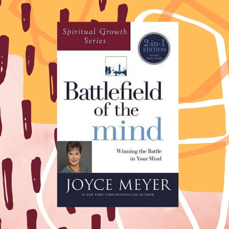 self-help books Battlefield of The Mind