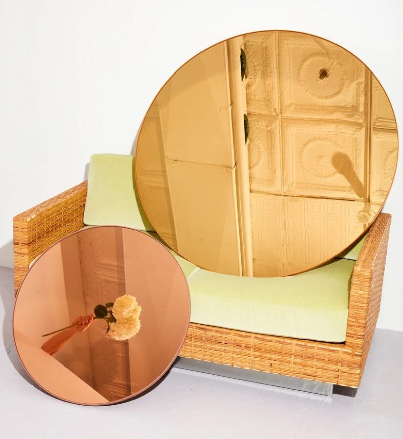 circum mirror from Coming Soon New York