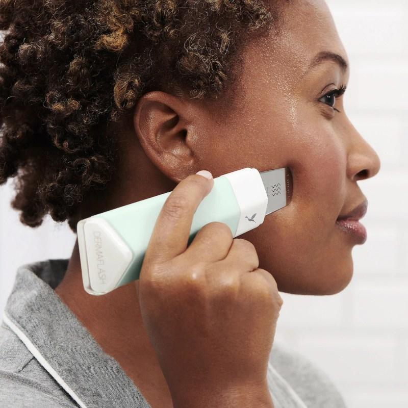 dermaflash dermapore ultrasonic pore extractor and infuser