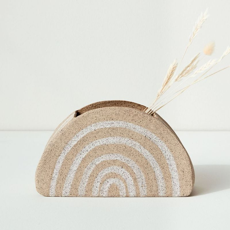 vase from West Elm