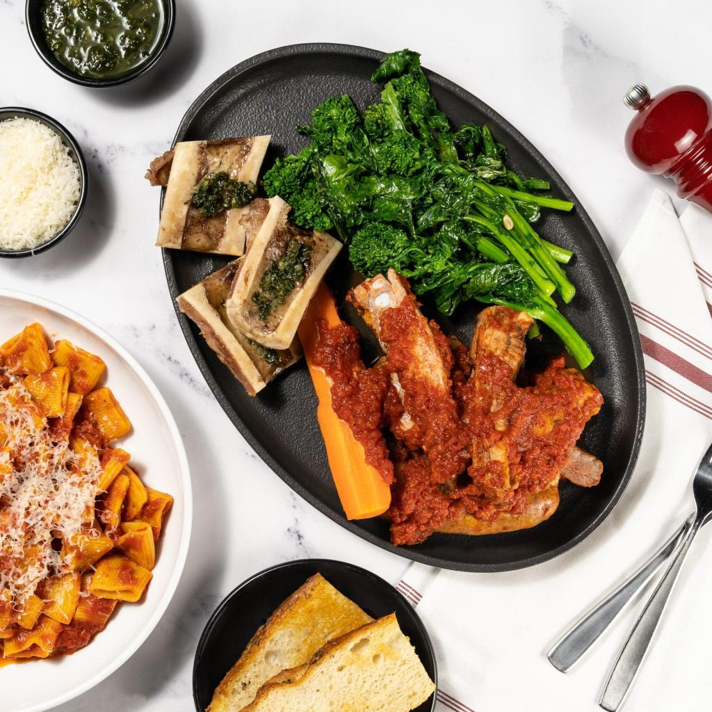 Chef Drop meal kits from Amano Italian Kitchen