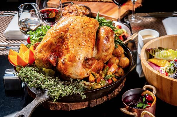 cafe boulud thanksgiving