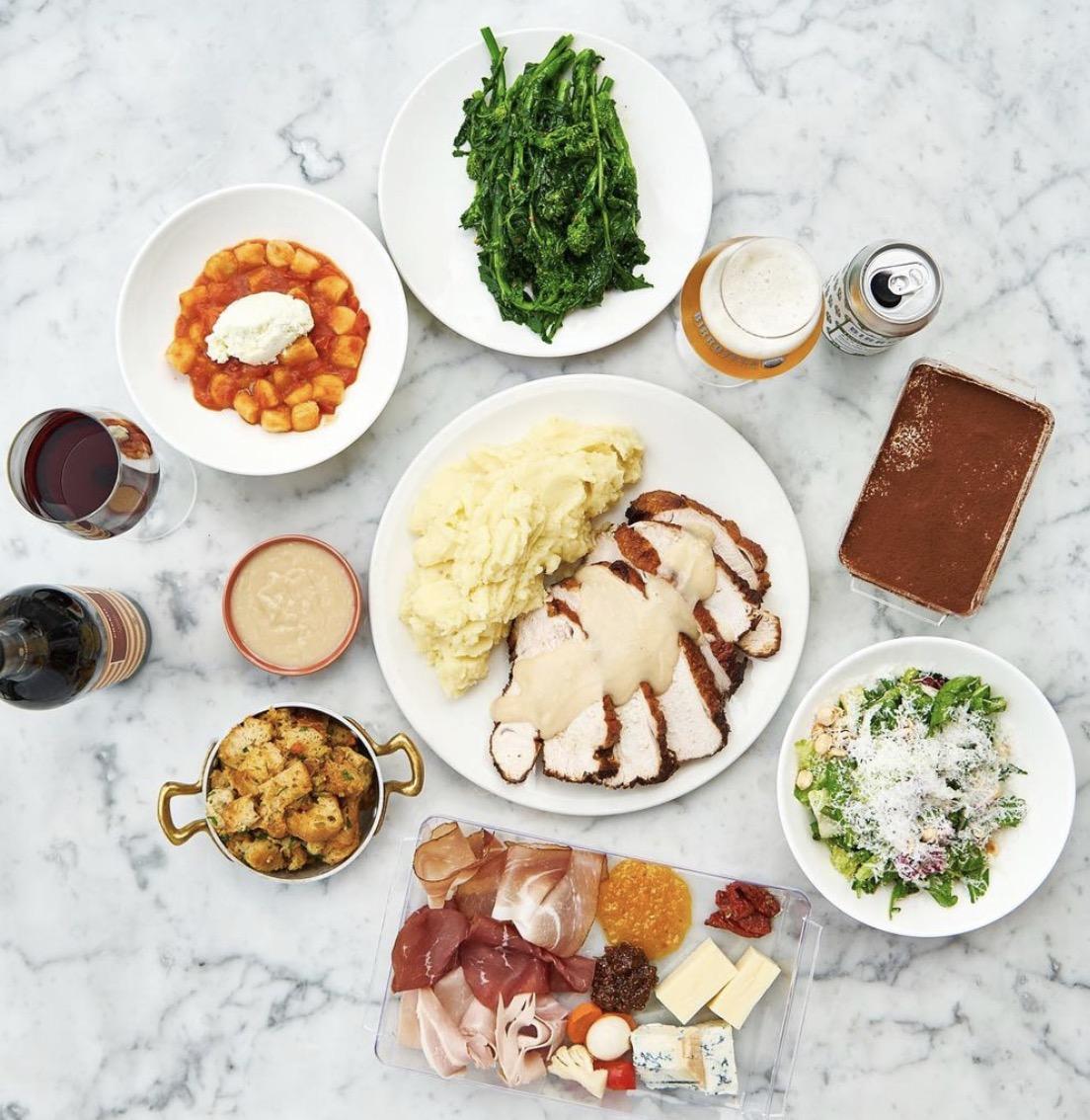 eataly toronto thanksgiving