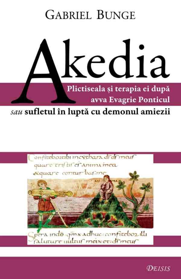 Akedia, Gabriel Bunge (imagine carte)